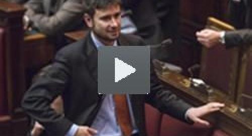 L'on. Alessandro Di Battista (M5S) denuncia la corruzione in Italia [Video]